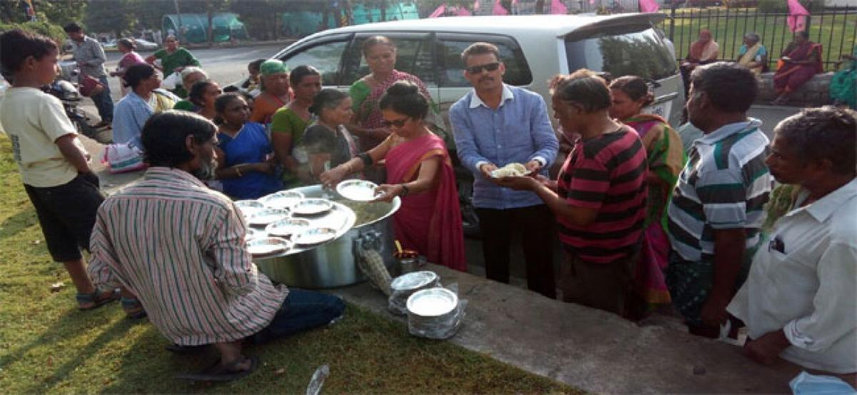 Lord organisation completes 36-days of social service