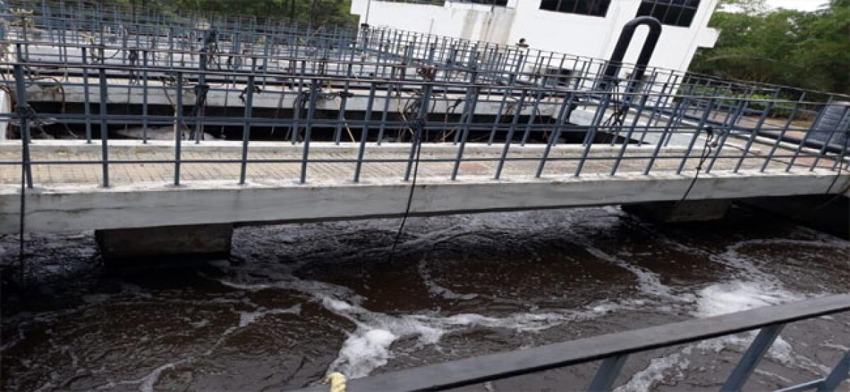 HMDA to restore Safilguda Lake's water treatment plant soon