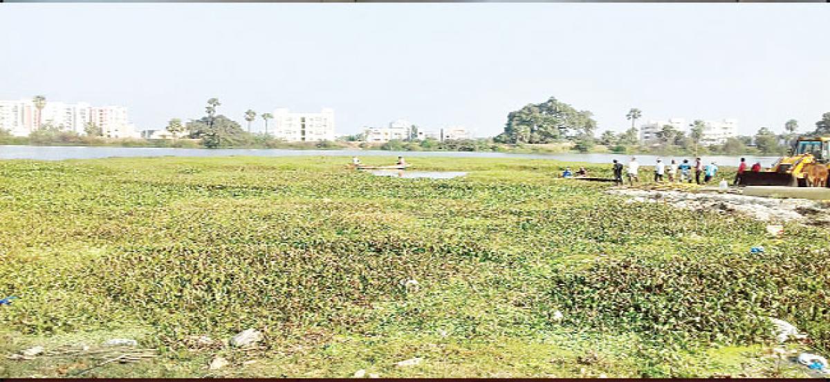 No more encroachments at Kapra Lake
