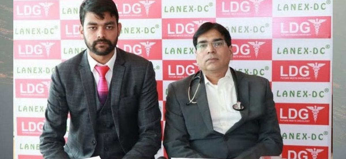 LDG introduces LANEX-DC(R) Immunotherapy in India