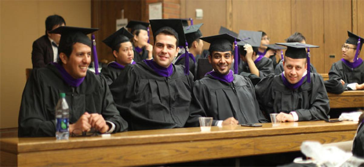 Special training for Law Graduates