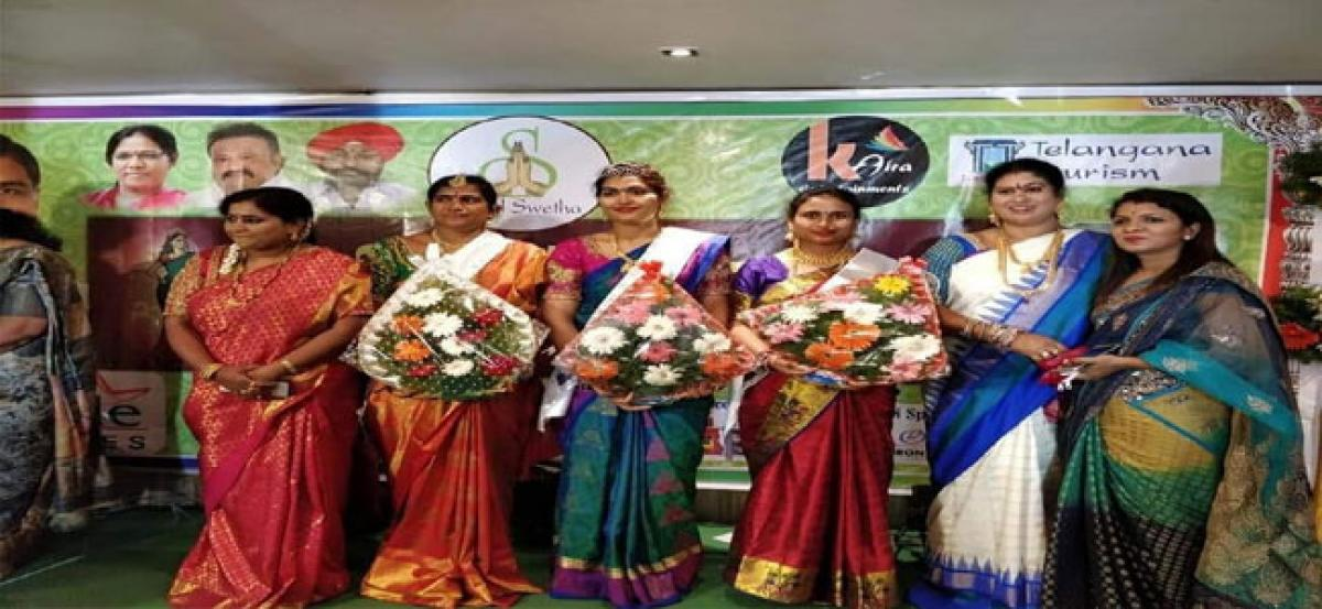 First-ever Srimathi Telangana beauty pageant