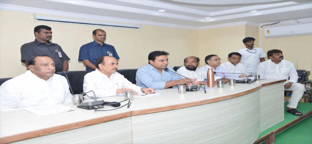Land issues of L B Nagar to get top priority