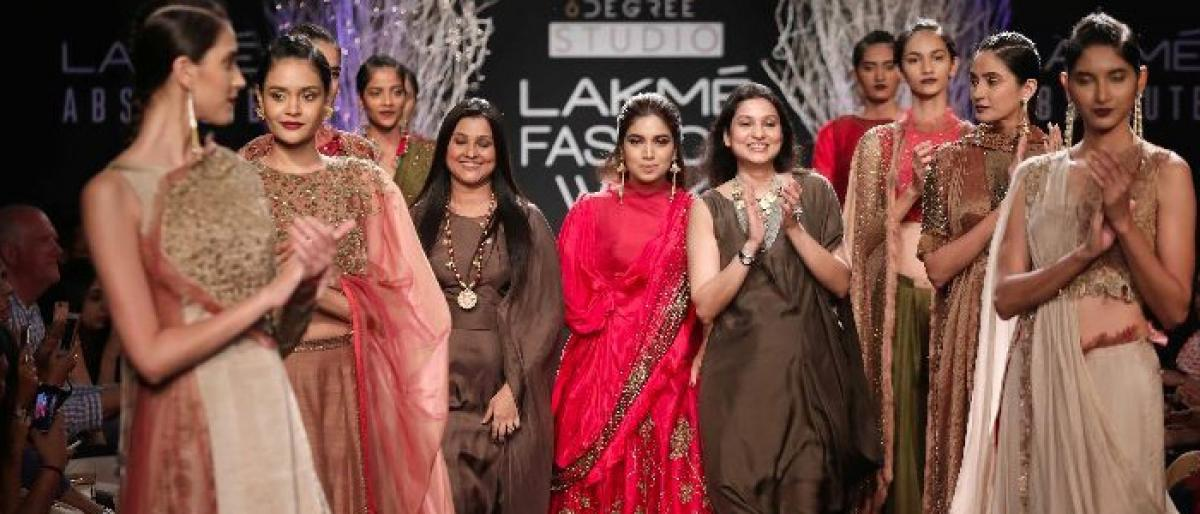 Tighten your seat belts for Lakme Fashion Week