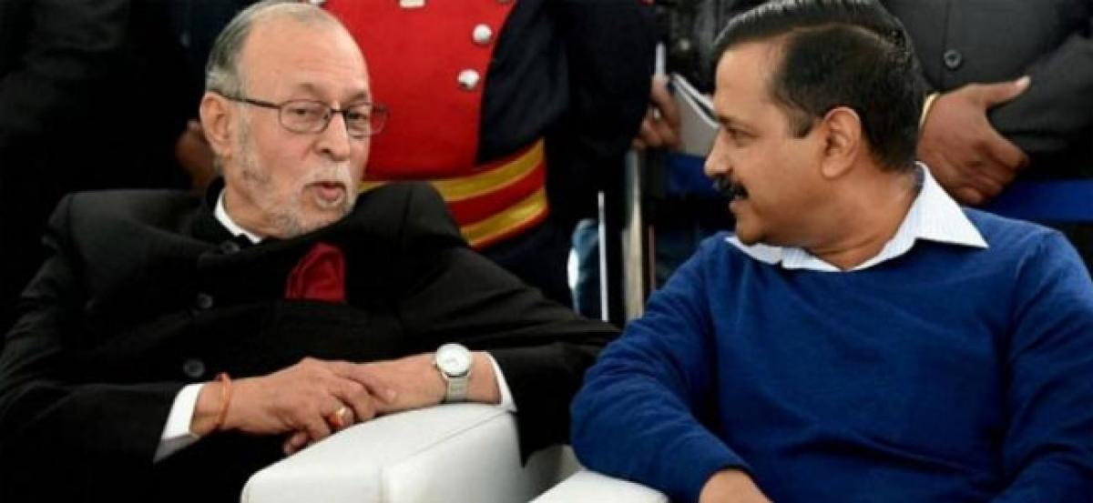 How can you be selective in accepting SC verdict: Kejriwal to L-G Anil Baijal