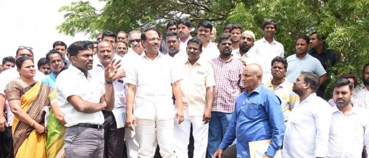 After years of neglect, Nallacheruvu all set to get facelift