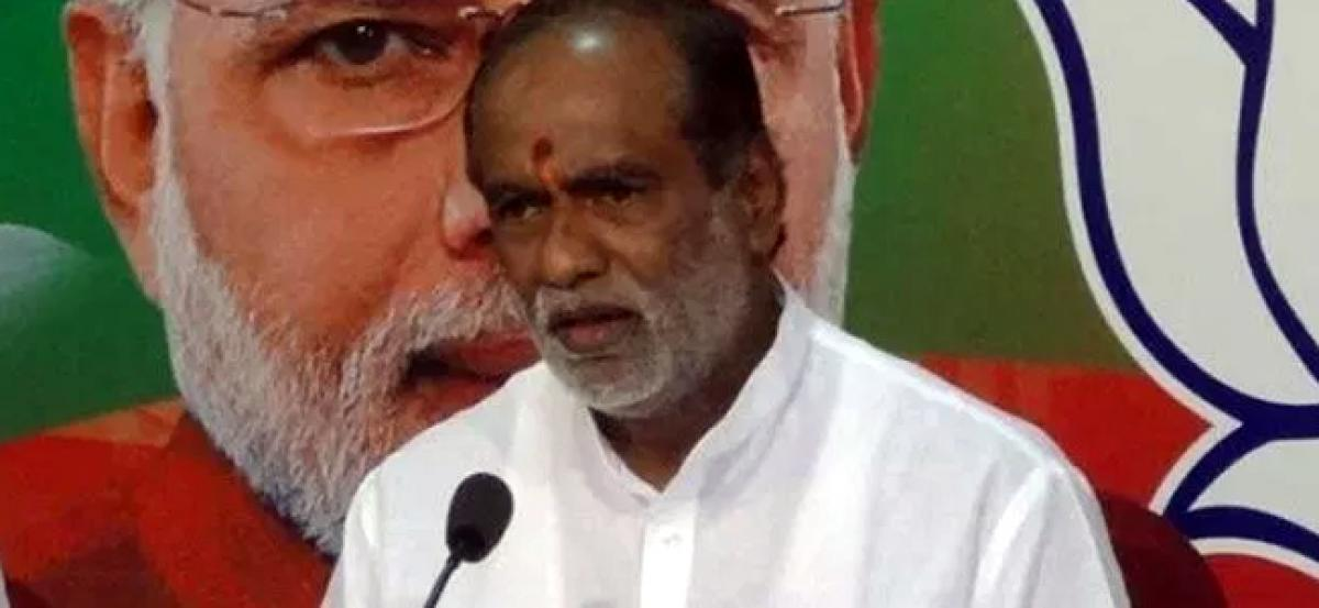 BJP reiterates demand for official celebration of Hyderabad Liberation Day