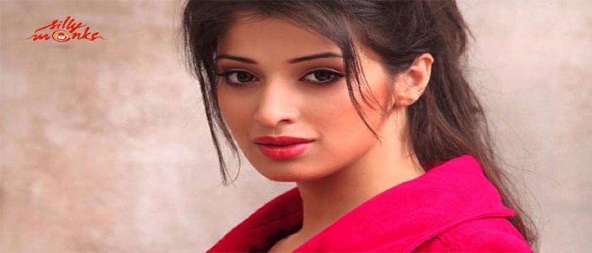 Lakshmi Rai to play Lakshmi Parvathi?