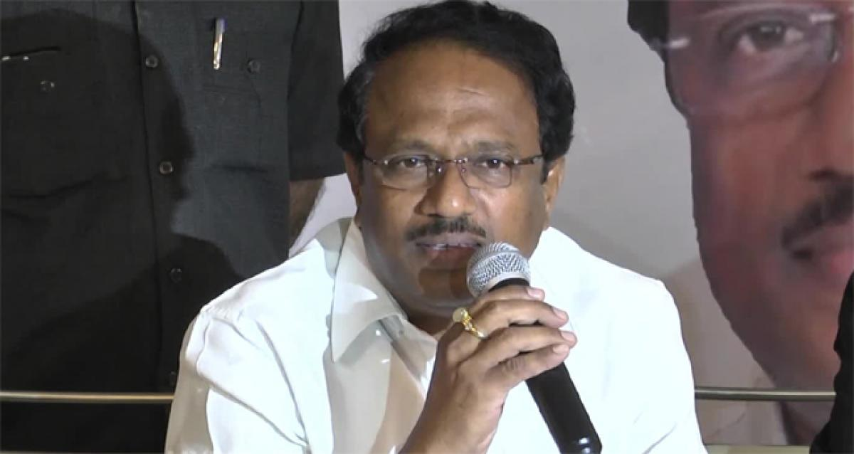 Minister C  Laxma Reddy happy over performance of govt schools