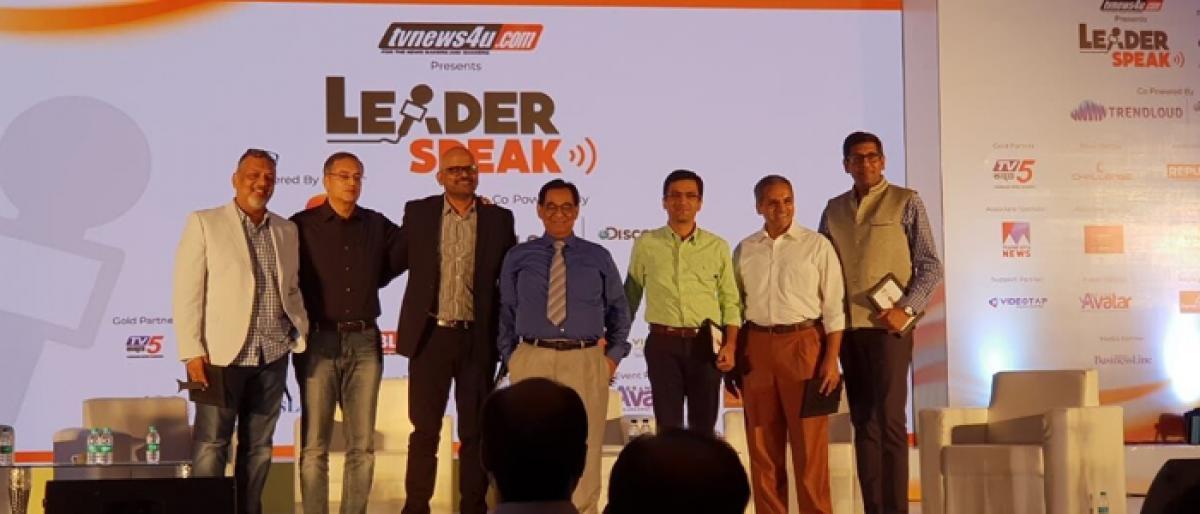 LeaderSpeak summit held in Chennai