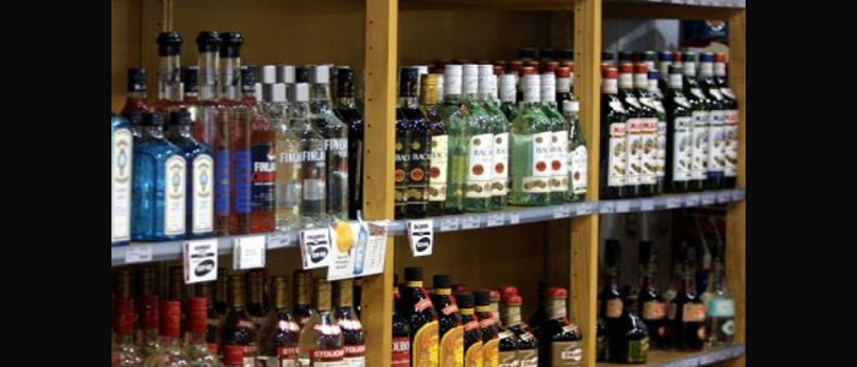 Liquor shops in tribal areas opposed