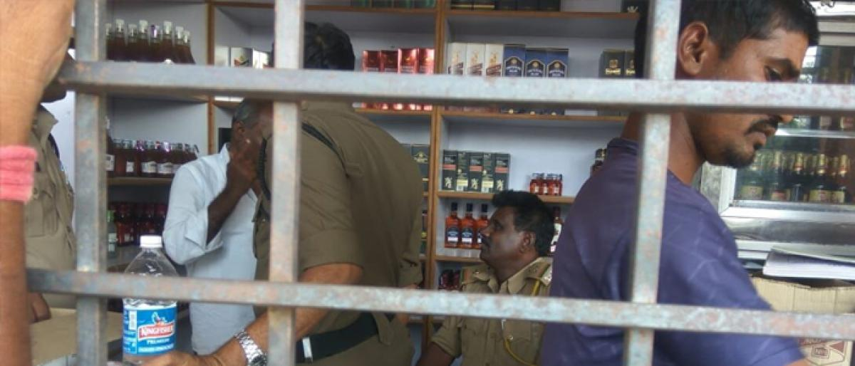 Belt shops warned of stringent action