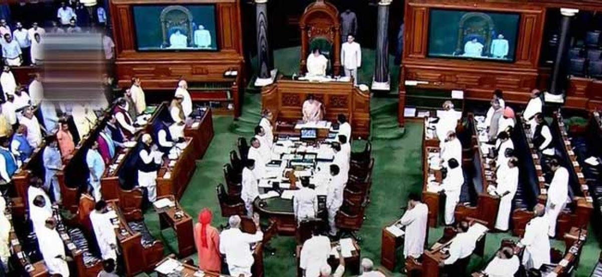 Since 2000, the most productive monsoon Lok Sabha session was this year