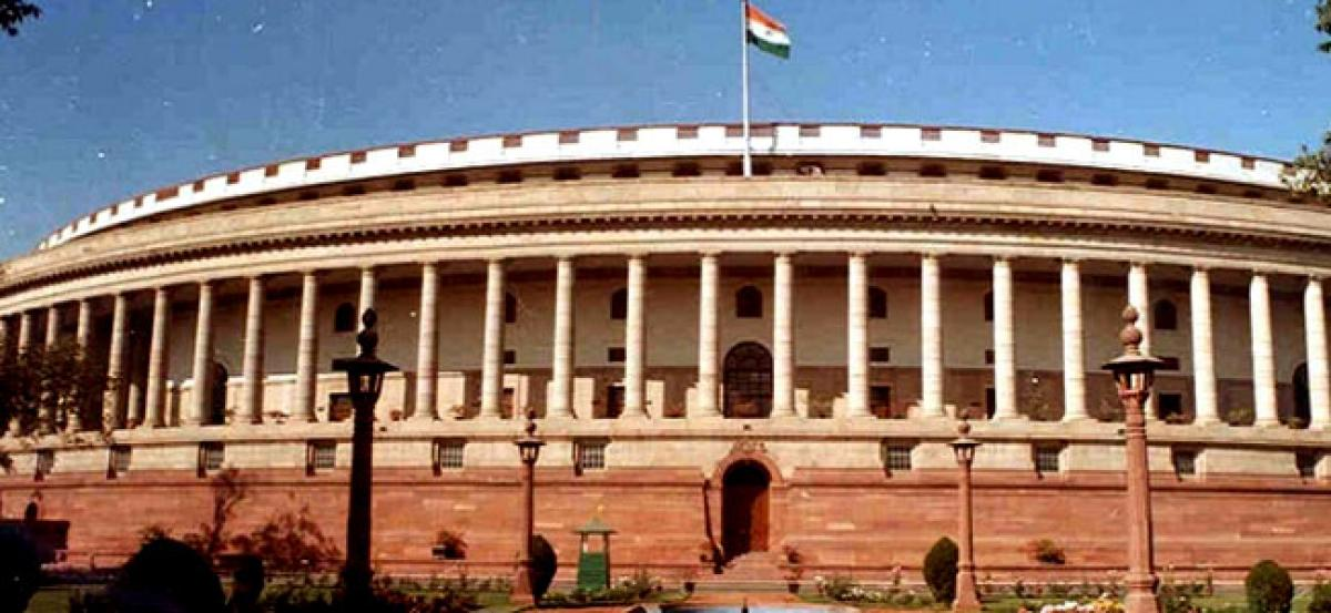 LS proceedings begin on stormy note; House takes up Question Hour