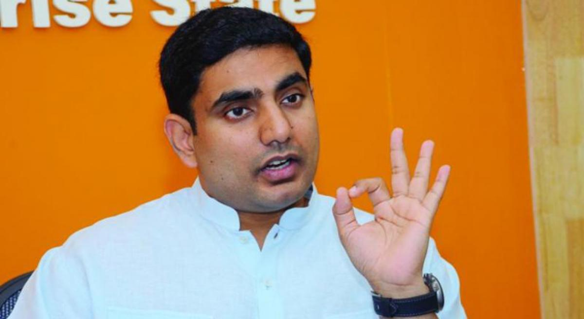 New tech is being used for water chlorination: Lokesh