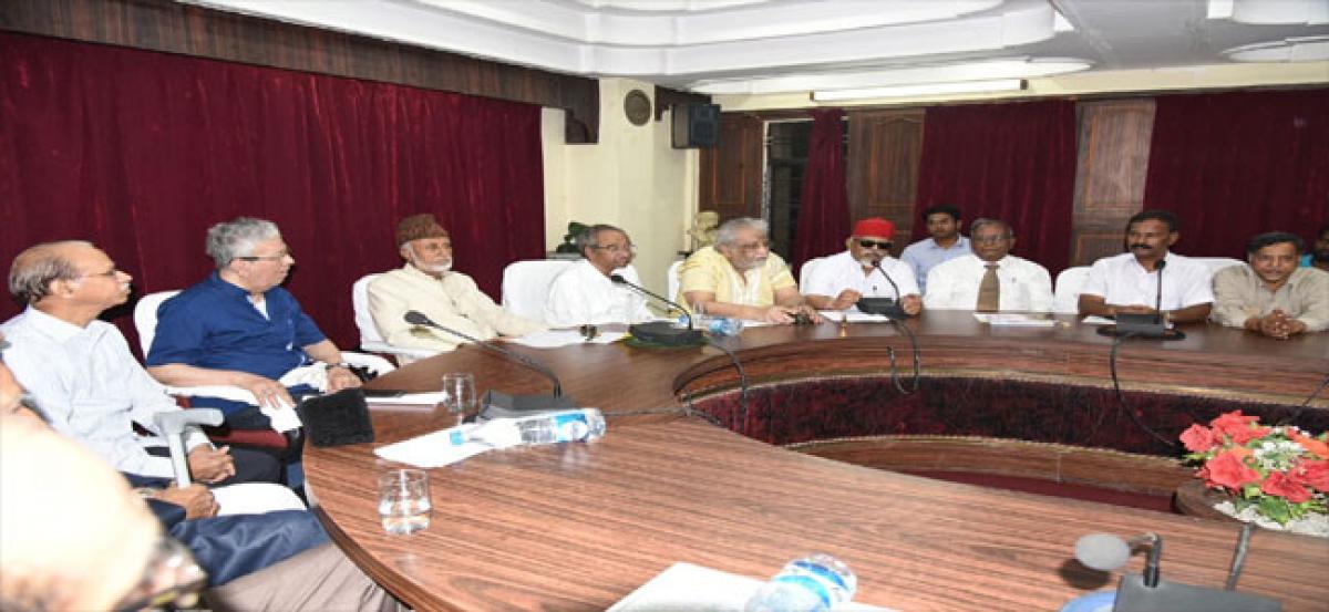 Eid Milap held at Madina Education Centre