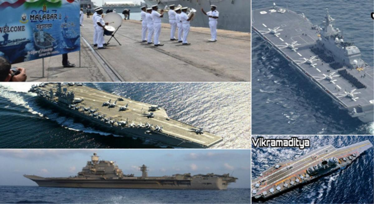 Ifs and buts of Malabar joint exercise