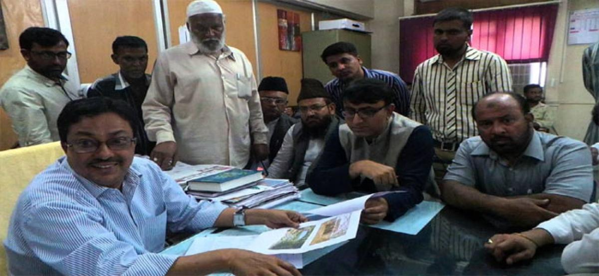 Functioning of Wakf Board comes to standstill?