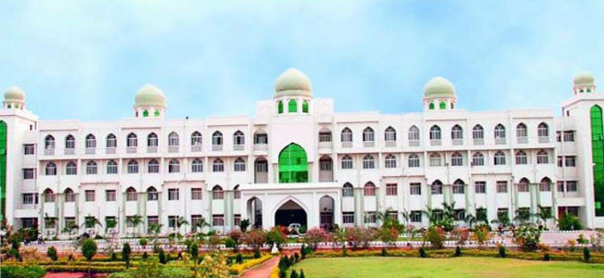 MANUU invites online applications for various courses