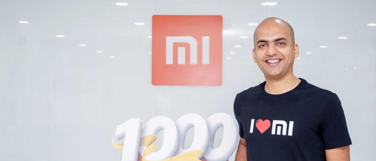 Xiaomi opens its 1000th service centre in Hyderabad