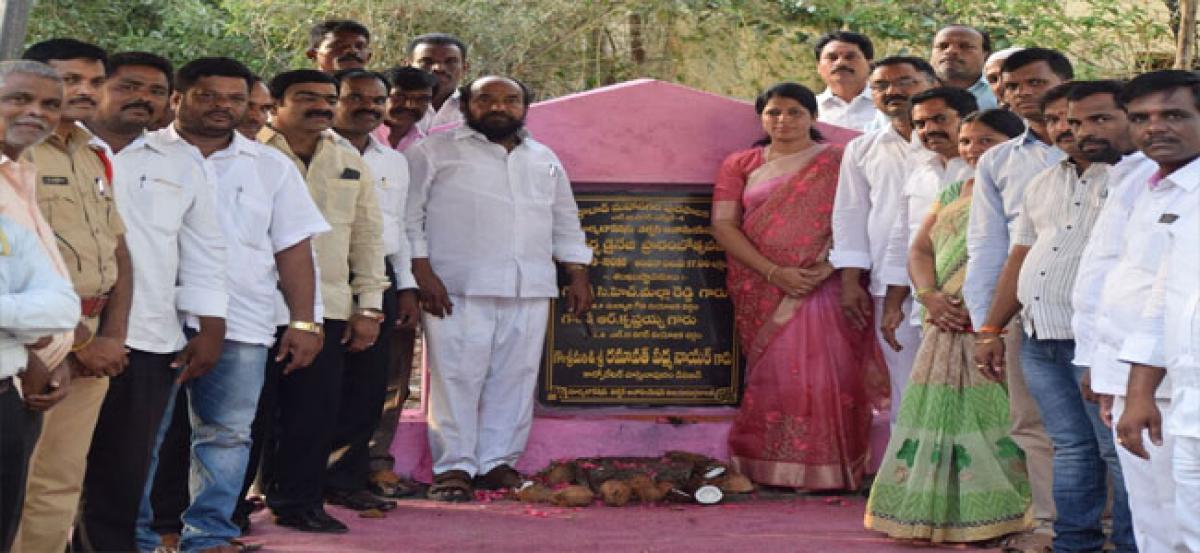 Devp works worth `1.52 cr to change the face of Hastinapuram