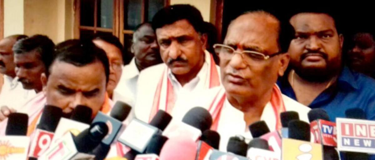 Samanvaya samithis to help farmers secure MSP for produce