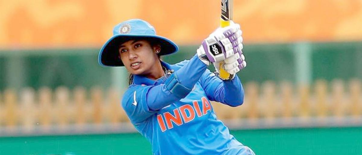 ICC Women's World T20: Mithali Raj guides India to 7-wicket win over Pakistan