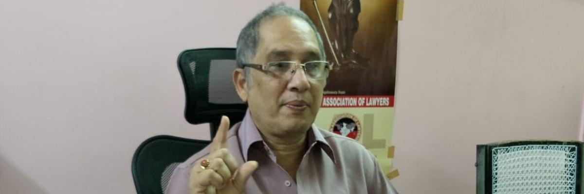 PM Modi harrasing Union Minister sujana chowdary, allegies Musti Srinivas Rao