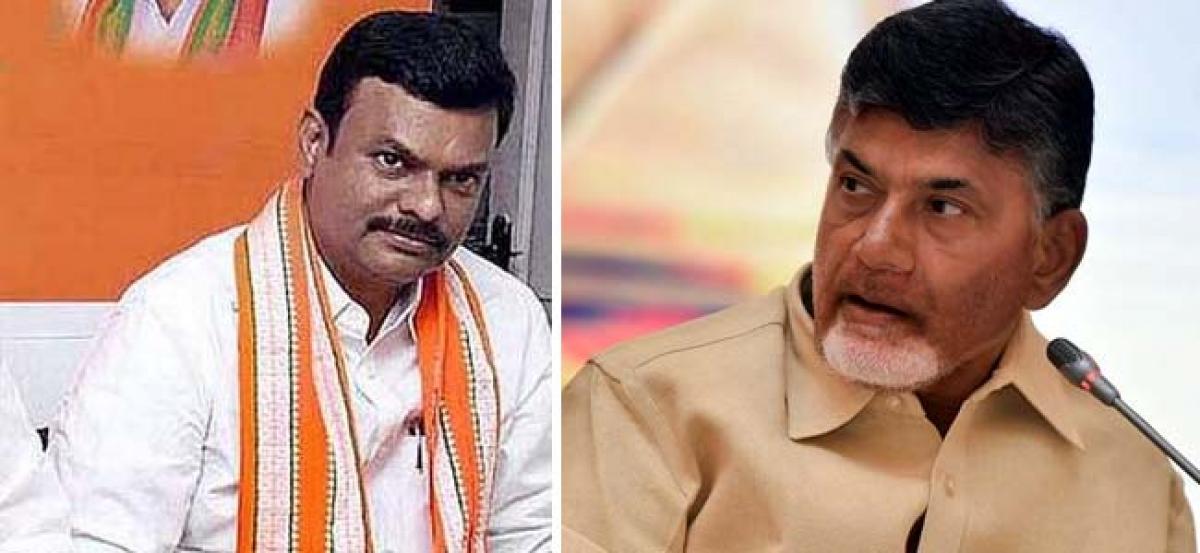 Chandrababu Failed To Provide Job One In Every Family: BJP