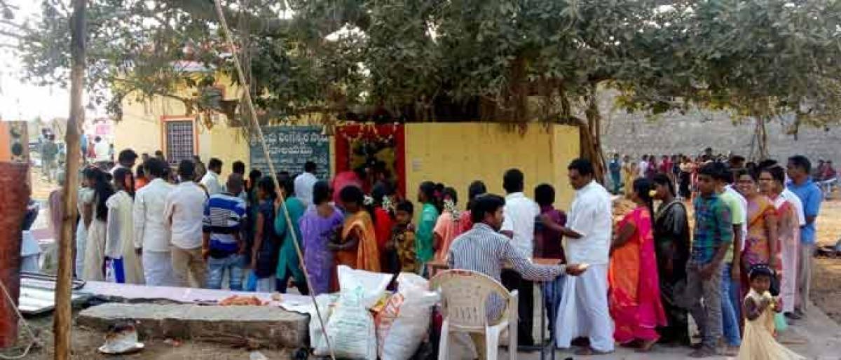 Maha Sivaratri: Temples teem with devotees