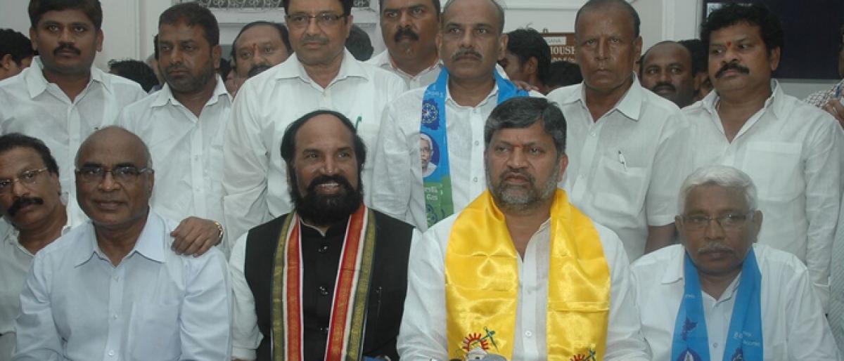 Mahakutami, Congress to leverage social media to max