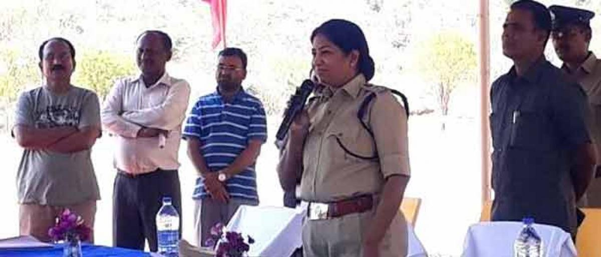 3-day training programme for student police cadets begins