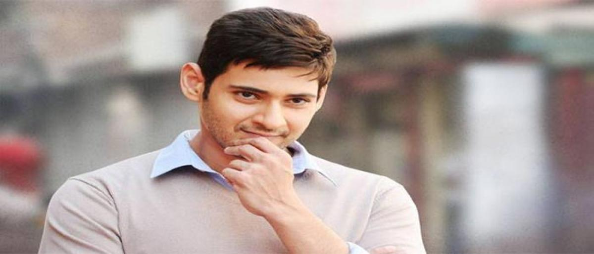 Mahesh Babu eyes summer for his next