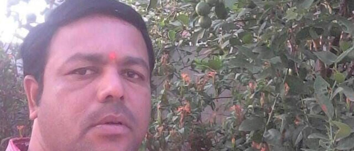 Hans staffer killed in accident