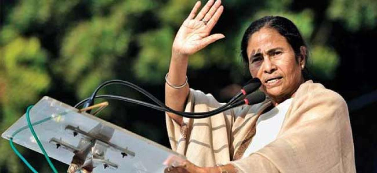 TMC slams BJP-RSS for putting pressure on organisers to cancel Mamatas US programme