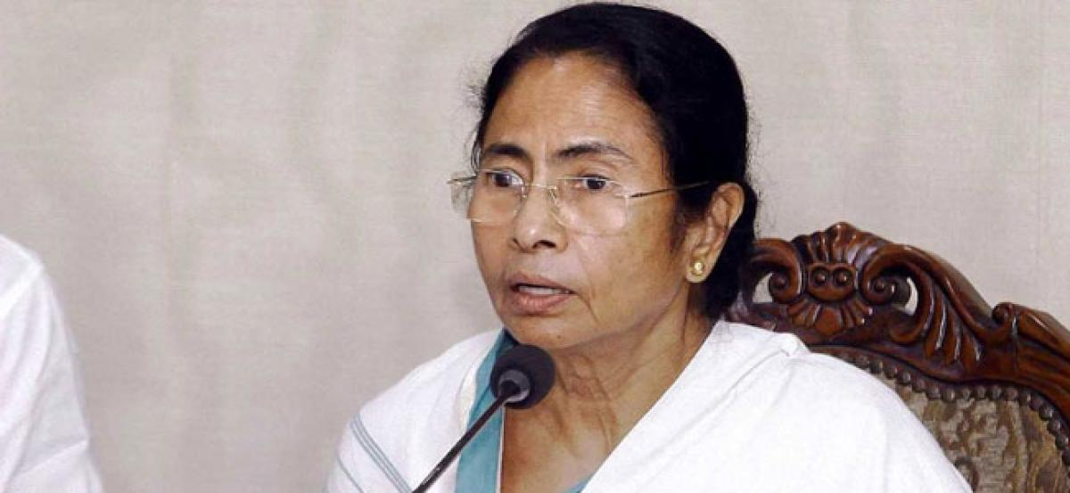 In surprise visit to a Kolkata college, Mamata Banerjee warns those indulging in irregularities during admissions