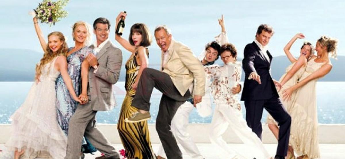 Christine Baranski returning for Mamma Mia! sequel