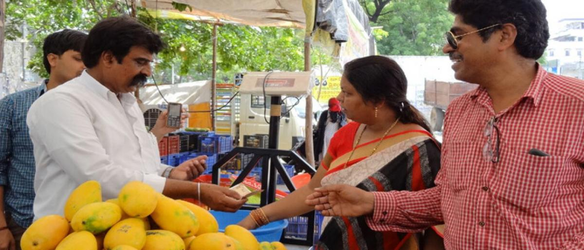 Minting money from mangoes