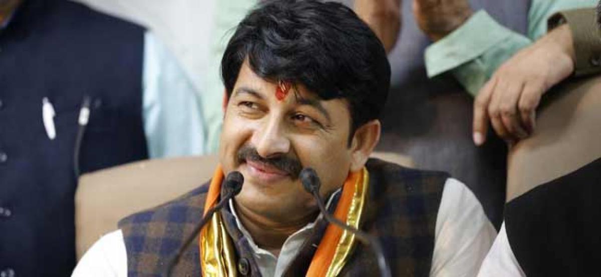 Kejriwal government insensitive towards poor: BJP