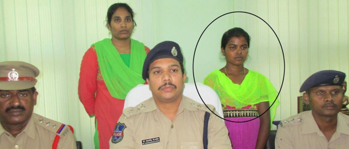 Maoist committee member held