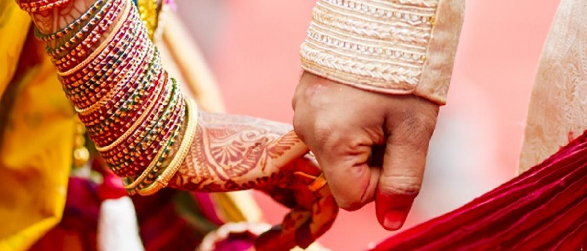 Sops to SC or STs who opt for inter caste marriage
