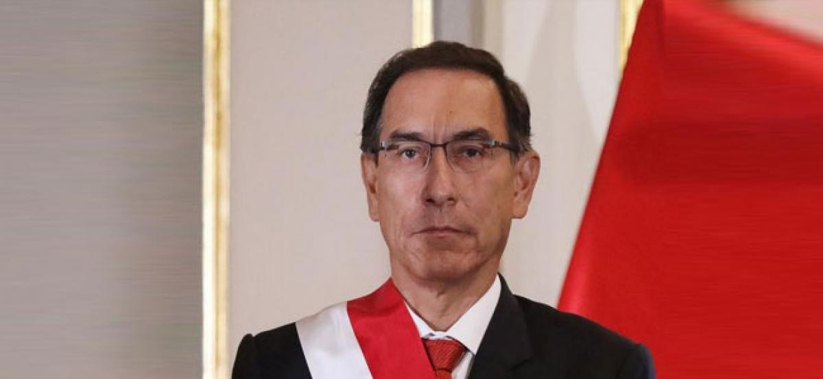 Peru declares 60-day state of emergency