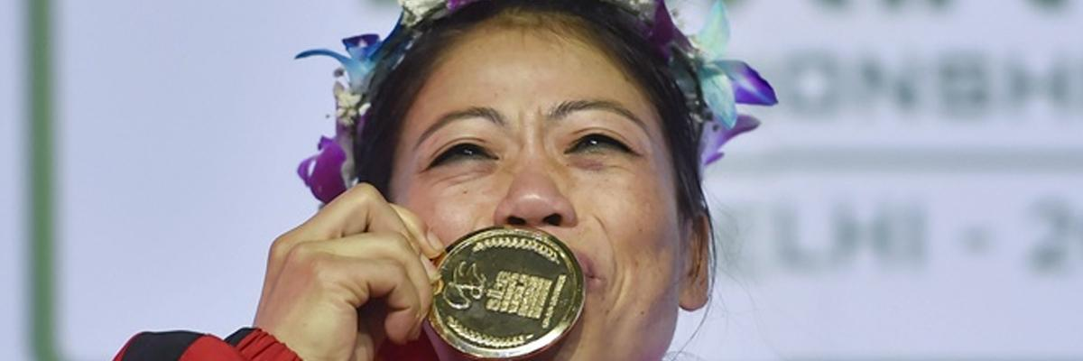 Mary Kom, an incredible achiever