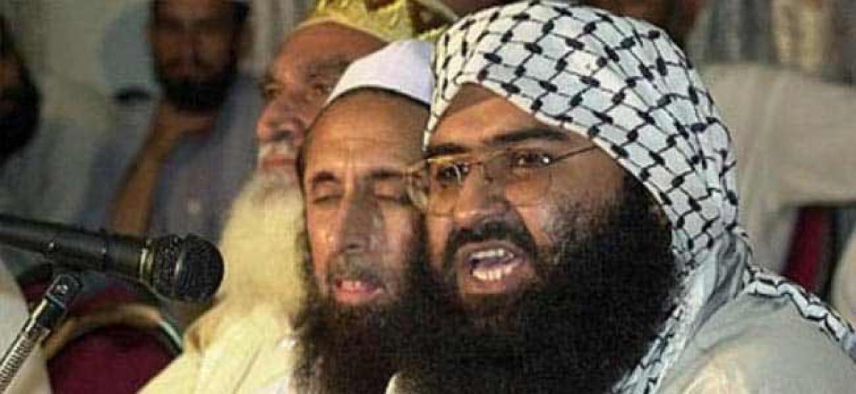 India trying to put a International ban on Masood Azhar, chief of Jaish-e-Muhammed