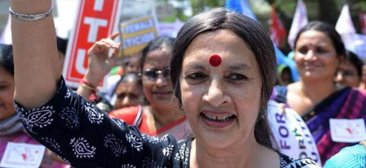 #MeToo: Shameful that law against sexual harassment not being implemented at workplaces: Brinda Karat