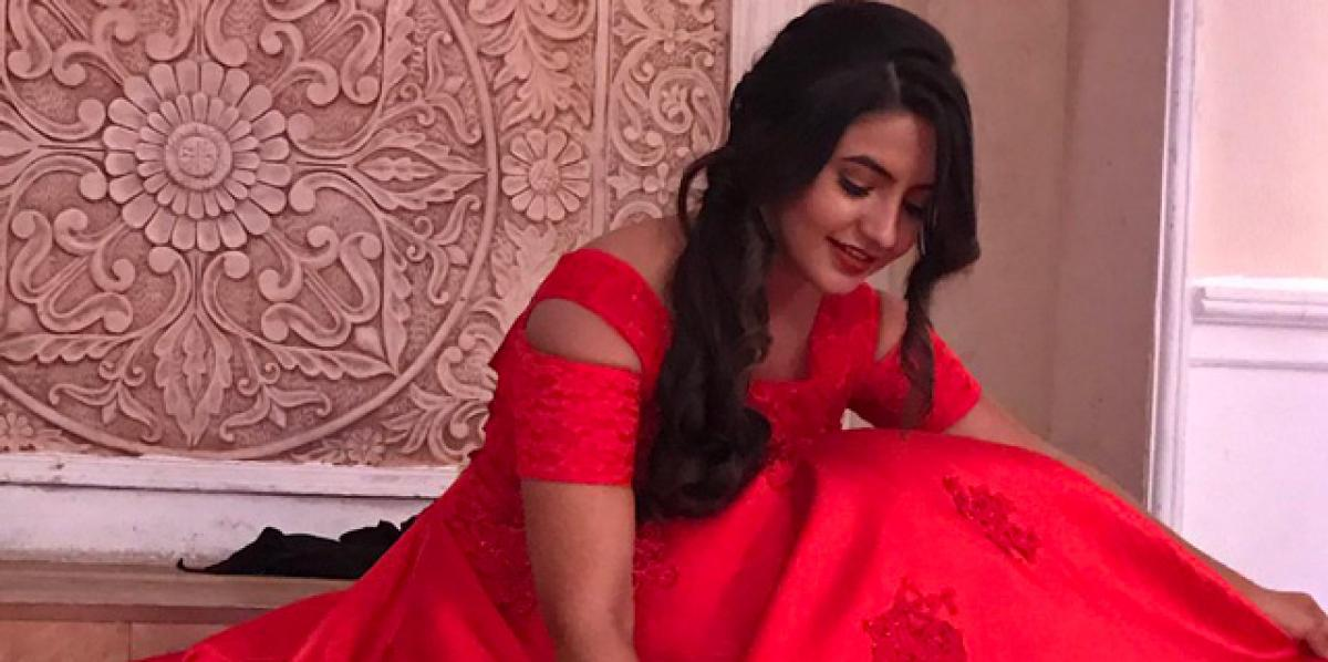 Meera Deosthale yearns to wear gowns