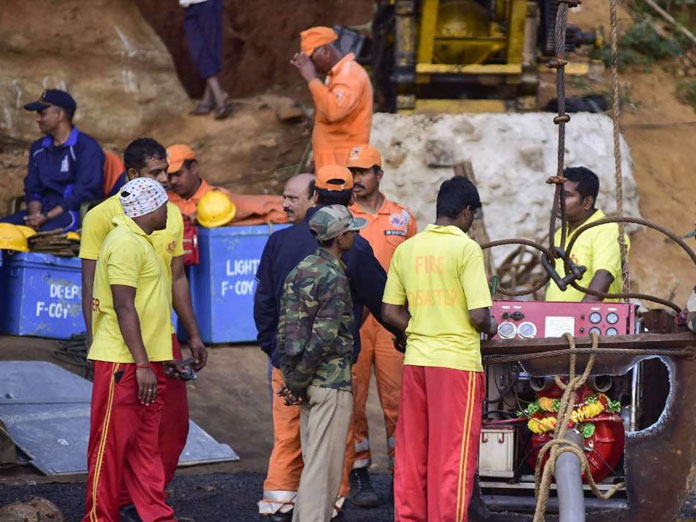 Meghalaya mine mishap: Technical glitches in high-powered pumps hit rescue ops