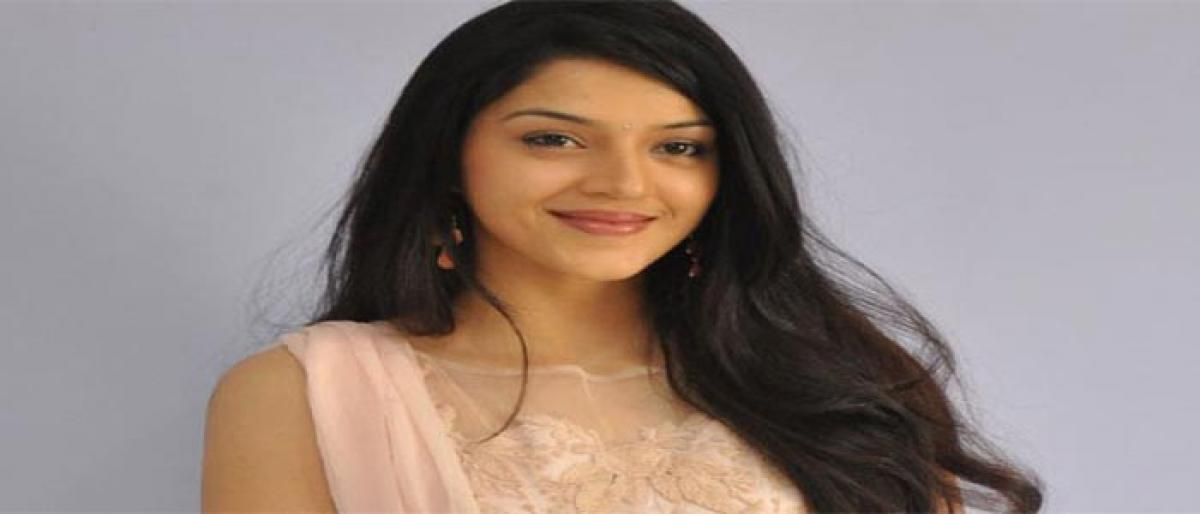 Mehreen is flavour  of the season