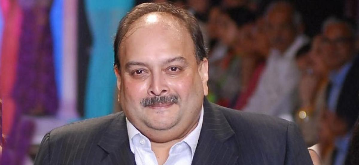 India made no objection when Mehul Choksi got citizenship last year: Antigua