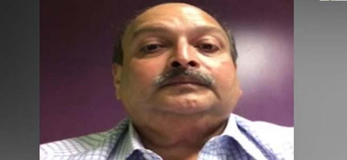 Mehul Choksi comes out in the open and denies allegations against him